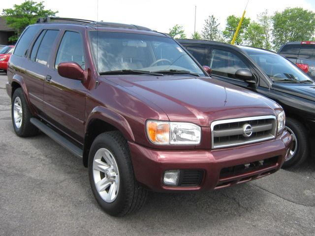 2002 nissan pathfinder for sale in syracuse new york classified. Black Bedroom Furniture Sets. Home Design Ideas