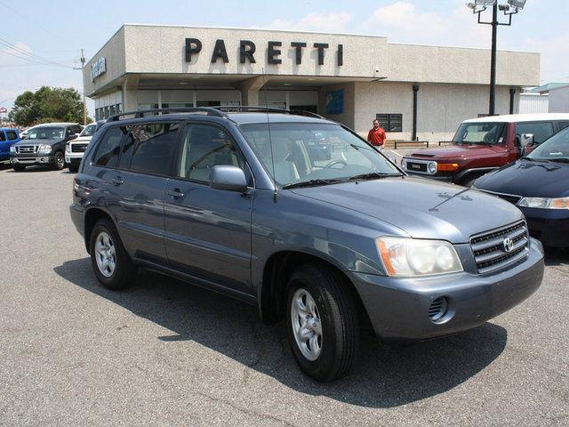 2002 toyota highlander for sale in baton rouge louisiana classified. Black Bedroom Furniture Sets. Home Design Ideas