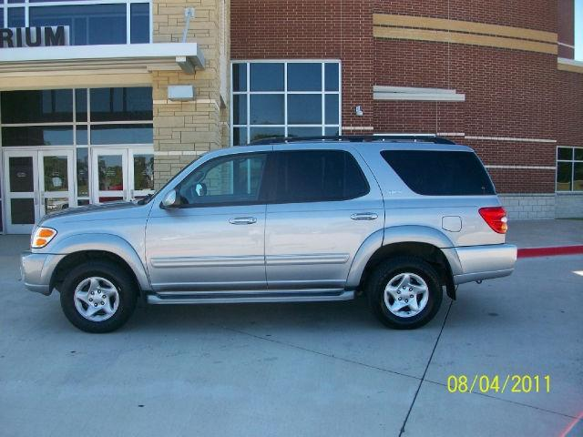 2002 toyota sequoia sr5 for sale in wylie texas. Black Bedroom Furniture Sets. Home Design Ideas