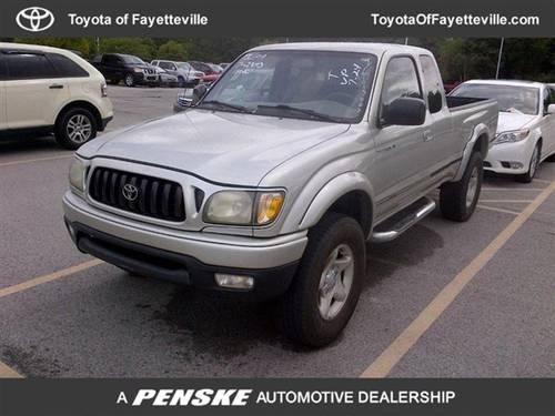 2002 toyota tacoma truck xtracab v6 manual 4wd 4x4 truck for sale in fayetteville arkansas. Black Bedroom Furniture Sets. Home Design Ideas
