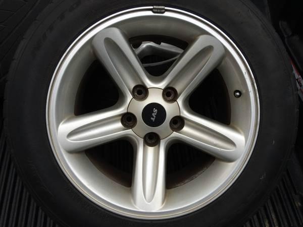 2003 2004 ford svt lightning wheels and tires for sale. Black Bedroom Furniture Sets. Home Design Ideas