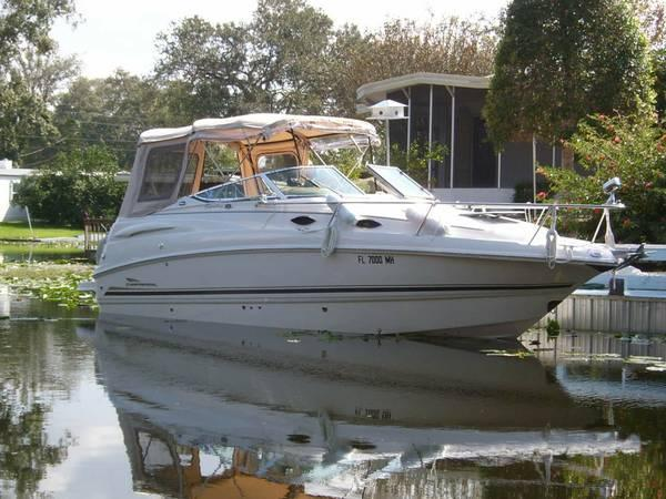 2003 24' Chaparral 240 Signature - $28500