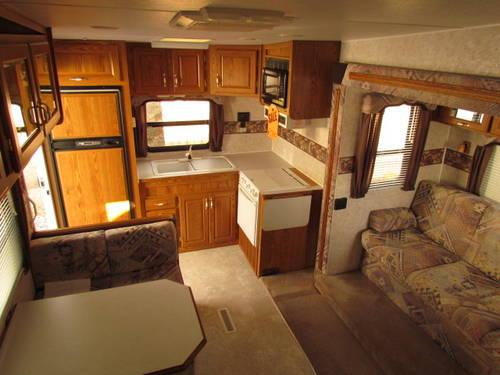 Nash Travel Trailers >> 2003 25' NASH 5TH WHEEL W/SLIDE-OUT LIKE NEW VERY NICE for Sale in Hubbard, Oregon Classified ...