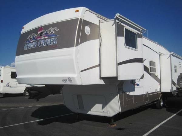 2003 38ft Cedar Creek 5th Wheel For Sale In Odessa