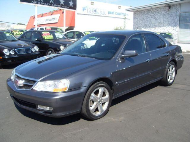 ACURA TL Types Runs Very Clean Fully Loaded Navigation - 2003 acura tl type s for sale