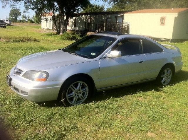 2003 acura cl 3 2 type s for sale in beaumont texas classified. Black Bedroom Furniture Sets. Home Design Ideas