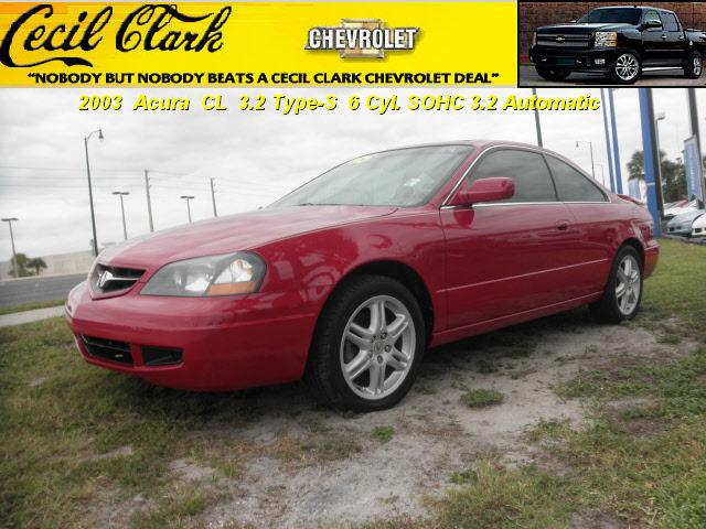 2003 acura cl 3 2 type s for sale in leesburg florida classified. Black Bedroom Furniture Sets. Home Design Ideas