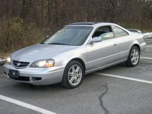 2003 acura cl type s super sharp financing available for. Black Bedroom Furniture Sets. Home Design Ideas
