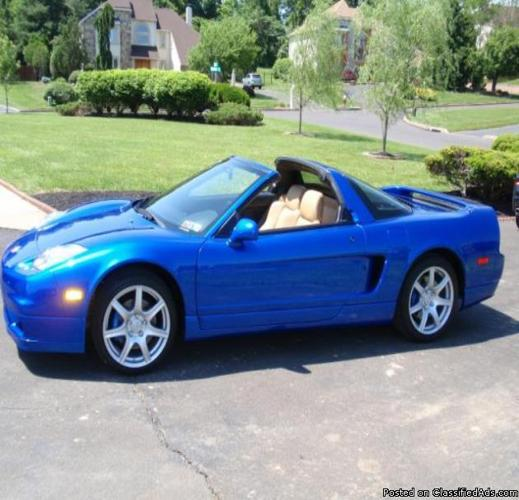 2003 Acura NSX For Sale In Athens Township, Pennsylvania