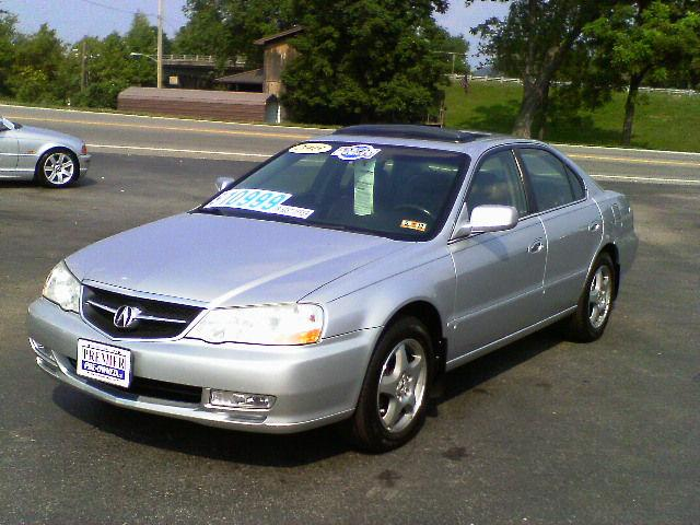 2003 acura tl 3 2 for sale in hurricane west virginia classified. Black Bedroom Furniture Sets. Home Design Ideas