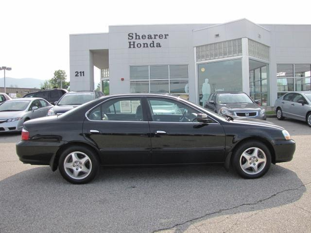 2003 acura tl 3 2 for sale in rutland vermont classified. Black Bedroom Furniture Sets. Home Design Ideas