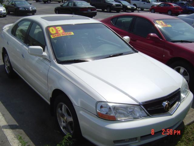 2003 acura tl 3 2 for sale in overland park kansas classified. Black Bedroom Furniture Sets. Home Design Ideas