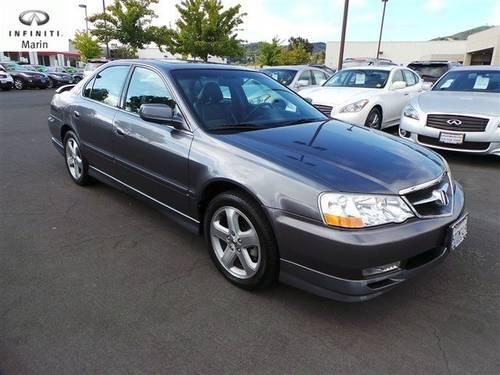 Acura TL Dr Car Type S For Sale In San Rafael California - 2003 acura tl type s for sale