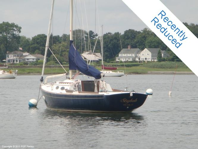 2003 Alerion 28 Express For Sale In Cos Cob, Connecticut
