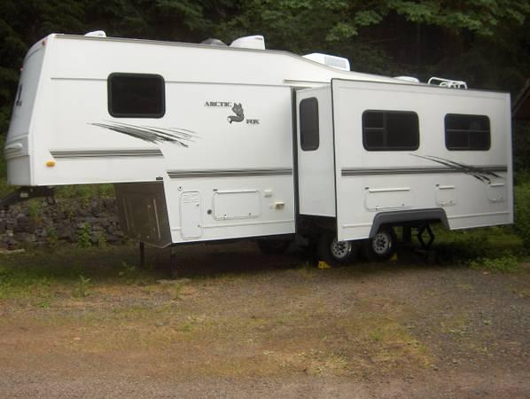 How Good Are Arctic Fox Travel Trailers