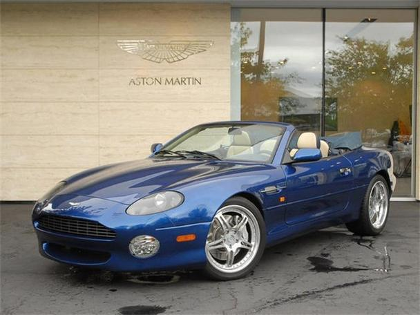 2003 aston martin db7 for sale in bellevue washington classified. Cars Review. Best American Auto & Cars Review