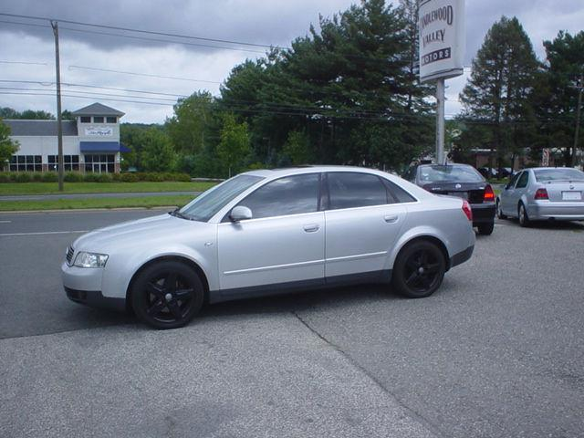 2003 audi a4 3 0 quattro for sale in new milford. Black Bedroom Furniture Sets. Home Design Ideas