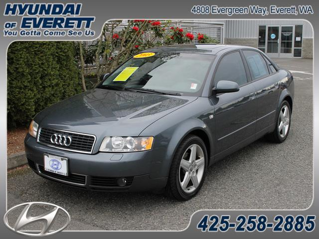2003 audi a4 awd 1 8t quattro 4dr sedan for sale in. Black Bedroom Furniture Sets. Home Design Ideas