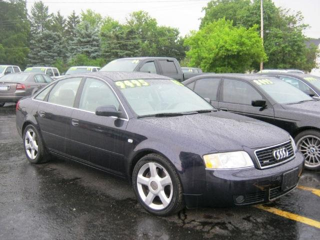 2003 audi a6 2 7t quattro for sale in bergen new york classified. Black Bedroom Furniture Sets. Home Design Ideas