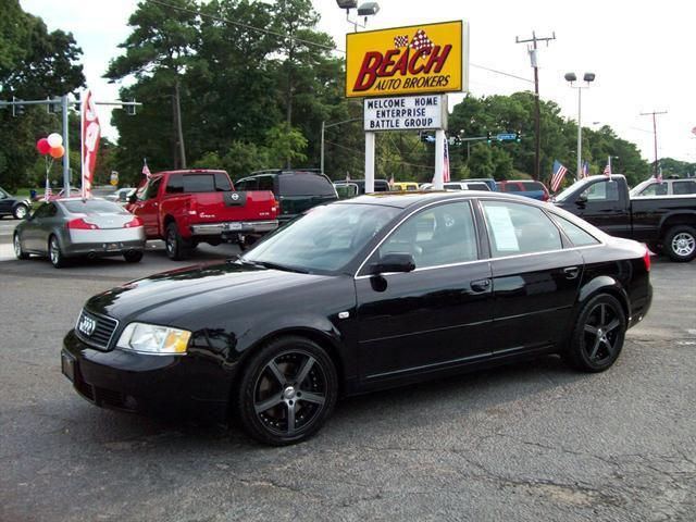 2003 audi a6 2 7t quattro for sale in norfolk virginia classified. Black Bedroom Furniture Sets. Home Design Ideas