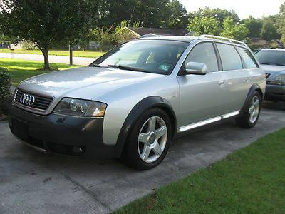 2003 audi allroad quattro 2 7t bi turbo low miles like new for sale in pooler georgia. Black Bedroom Furniture Sets. Home Design Ideas