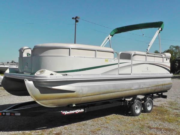 2003 bennington 2050rl pontoon boat for sale in fairfield ohio classified. Black Bedroom Furniture Sets. Home Design Ideas