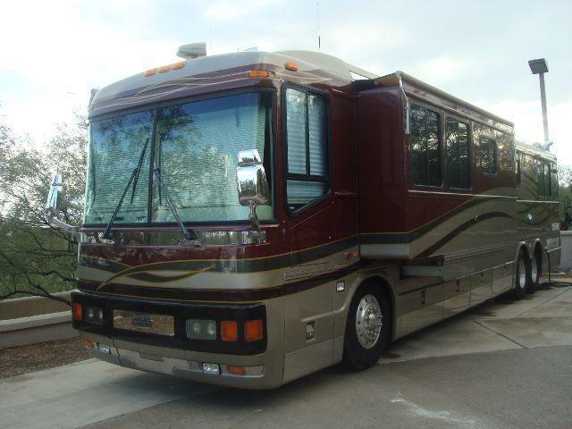 2003 Blue Bird Wanderlodge Lxi 43 Rv Wheelator 174 For