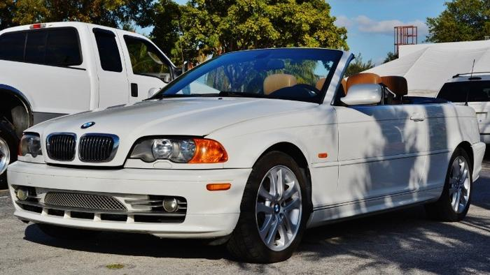 2003 bmw 3 series 330ci 2dr convertible for sale in miami. Black Bedroom Furniture Sets. Home Design Ideas