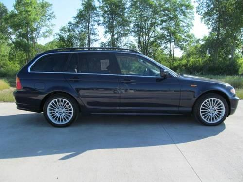 2003 bmw 3 series station wagon 325xi 4dr sport wgn awd for sale in barrington illinois. Black Bedroom Furniture Sets. Home Design Ideas
