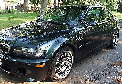 2003 Bmw M3 Oxford Green 6 Speed Manual Coupe For Sale In Arnold