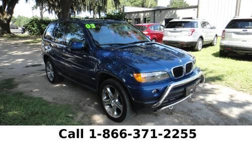 2003 BMW X5 4.4i - Automatic - 117k Miles