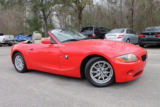 2003 BMW Z4 2.5i 2.5i 2dr Roadster
