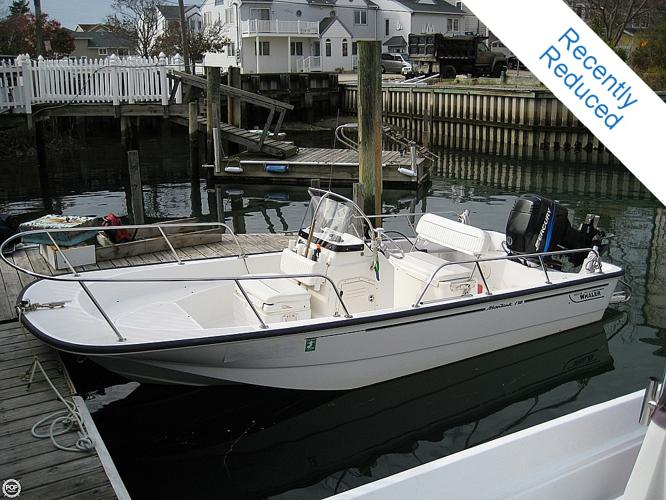 2003 Boston Whaler 170 Montauk For Sale In Sea Isle City