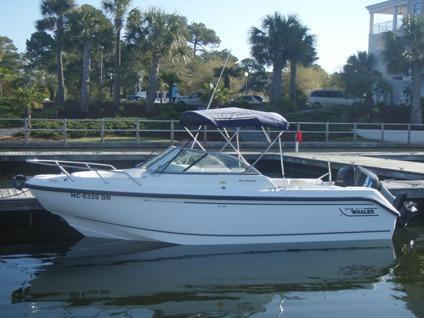 2003 Boston Whaler 21 Ventura For Sale In Wilmington