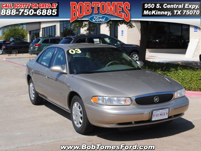 2003 buick century custom for sale in mckinney texas classified. Black Bedroom Furniture Sets. Home Design Ideas
