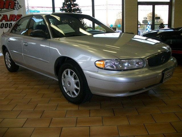 2003 buick century custom for sale in universal city texas classified. Black Bedroom Furniture Sets. Home Design Ideas