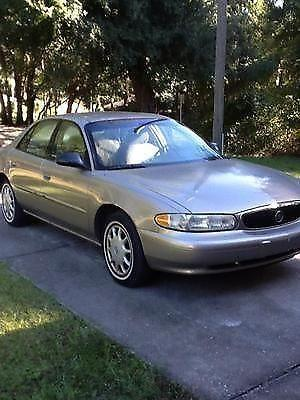 2003 Buick Century Custom Sedan 4-Door 3.1L