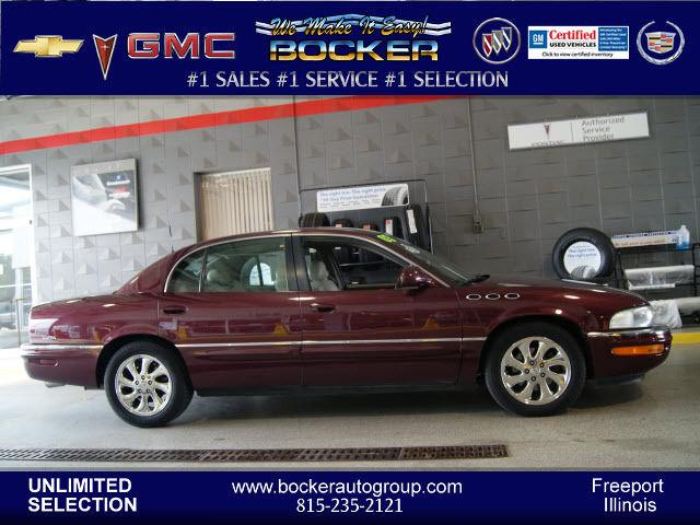 2003 buick park avenue ultra for sale in freeport illinois classified. Black Bedroom Furniture Sets. Home Design Ideas