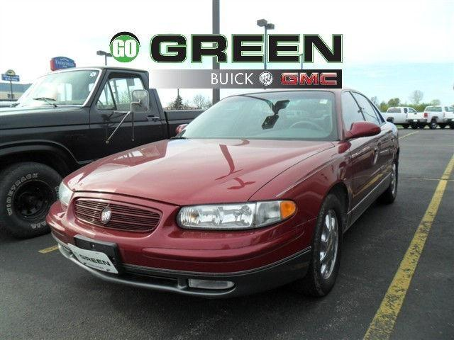 2003 buick regal gs for sale in davenport iowa classified. Black Bedroom Furniture Sets. Home Design Ideas