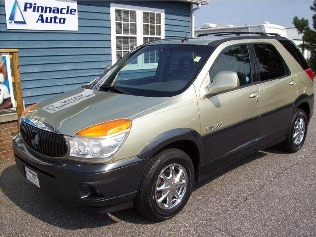 2003 buick rendezvous for sale in troutman north carolina classified. Black Bedroom Furniture Sets. Home Design Ideas