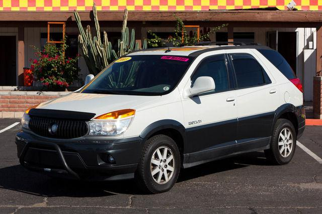 2003 buick rendezvous 2003 buick rendezvous car for sale in tucson az 4366450226 used cars. Black Bedroom Furniture Sets. Home Design Ideas