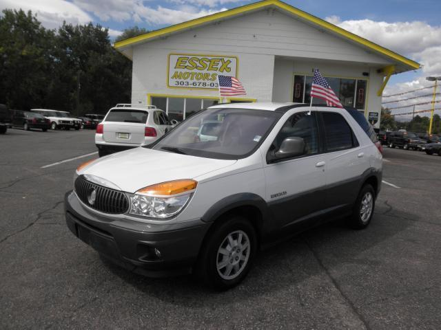 2003 buick rendezvous cx for sale in longmont colorado classified. Black Bedroom Furniture Sets. Home Design Ideas