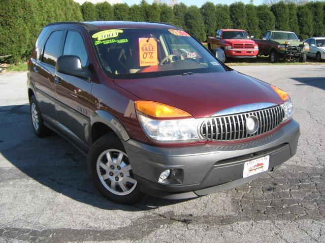 2003 buick rendezvous cx for sale in trexlertown pennsylvania classified. Black Bedroom Furniture Sets. Home Design Ideas