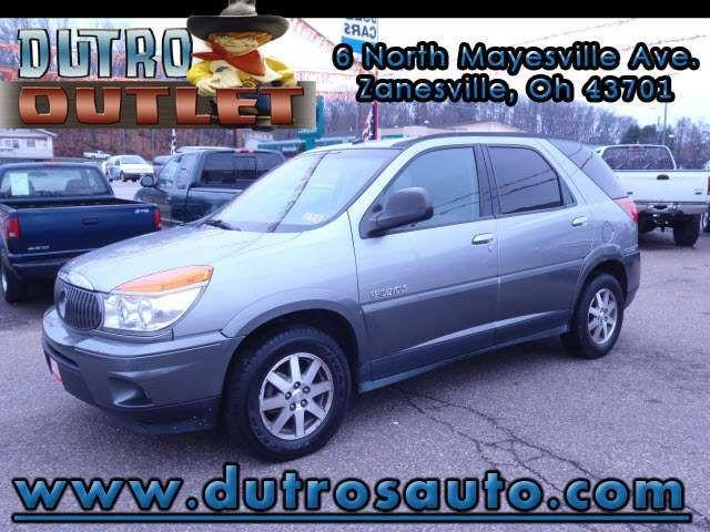 2003 buick rendezvous cx for sale in zanesville ohio classified. Black Bedroom Furniture Sets. Home Design Ideas