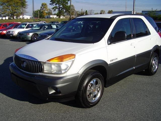 2003 buick rendezvous cxl for sale in lexington north carolina classified. Black Bedroom Furniture Sets. Home Design Ideas