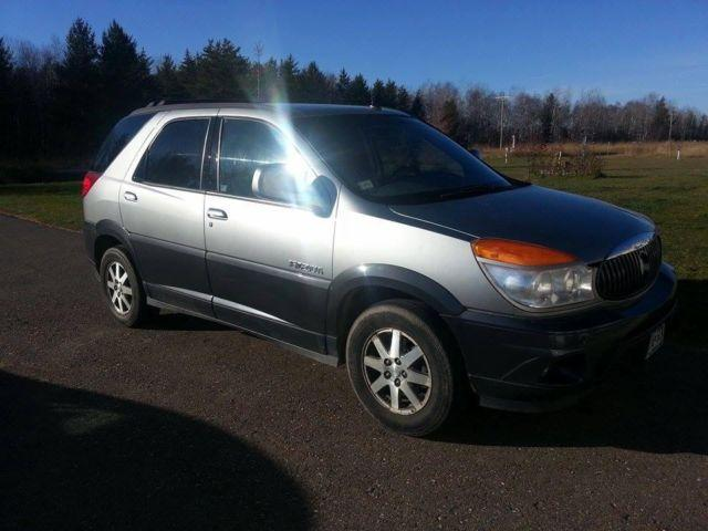2003 buick rendezvous cxl with awd for sale in pillager minnesota classified. Black Bedroom Furniture Sets. Home Design Ideas