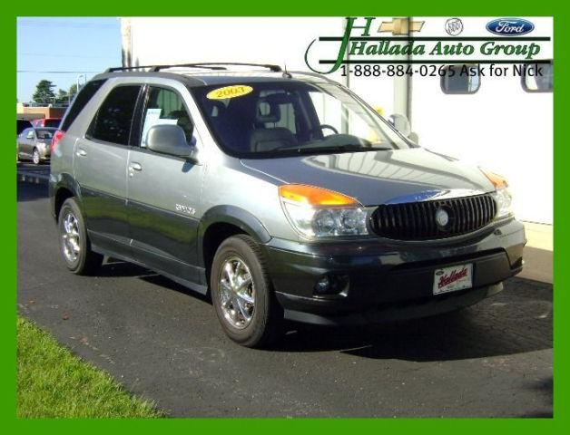 2003 Buick Rendezvous Cxl For Sale In Dodgeville