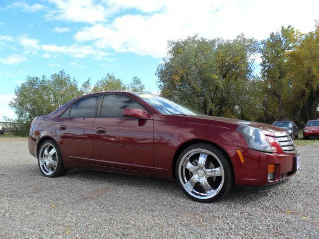2003 cadillac cts for sale in longmont colorado classified. Black Bedroom Furniture Sets. Home Design Ideas
