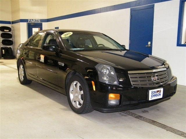 2003 Cadillac Cts For Sale In Rice Lake Wisconsin