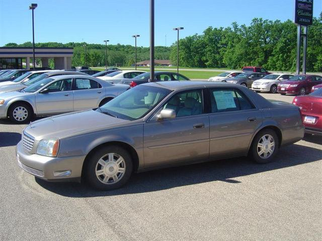 2003 cadillac deville for sale in new ulm minnesota classified. Black Bedroom Furniture Sets. Home Design Ideas